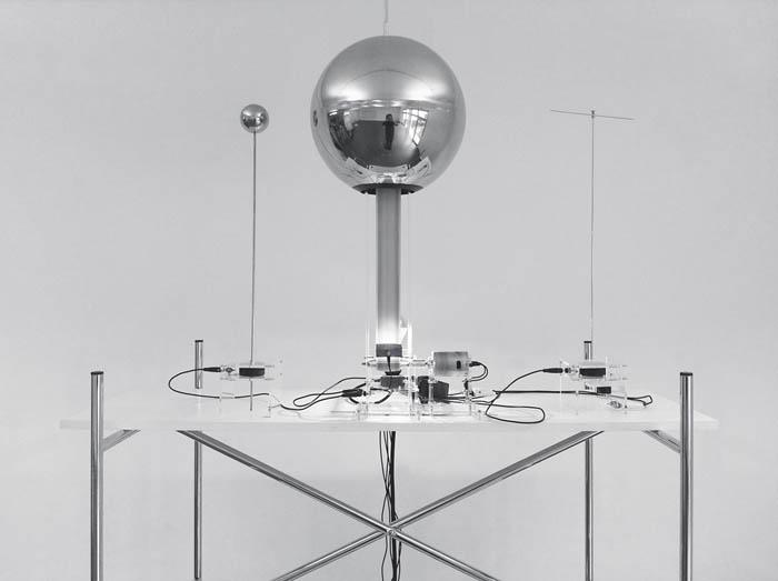 Mendy by Lucas Buschfeld (the Van De Graaff generator)