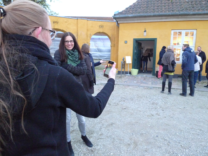 xzy performance at Museet for samtidskunst, Roskilde