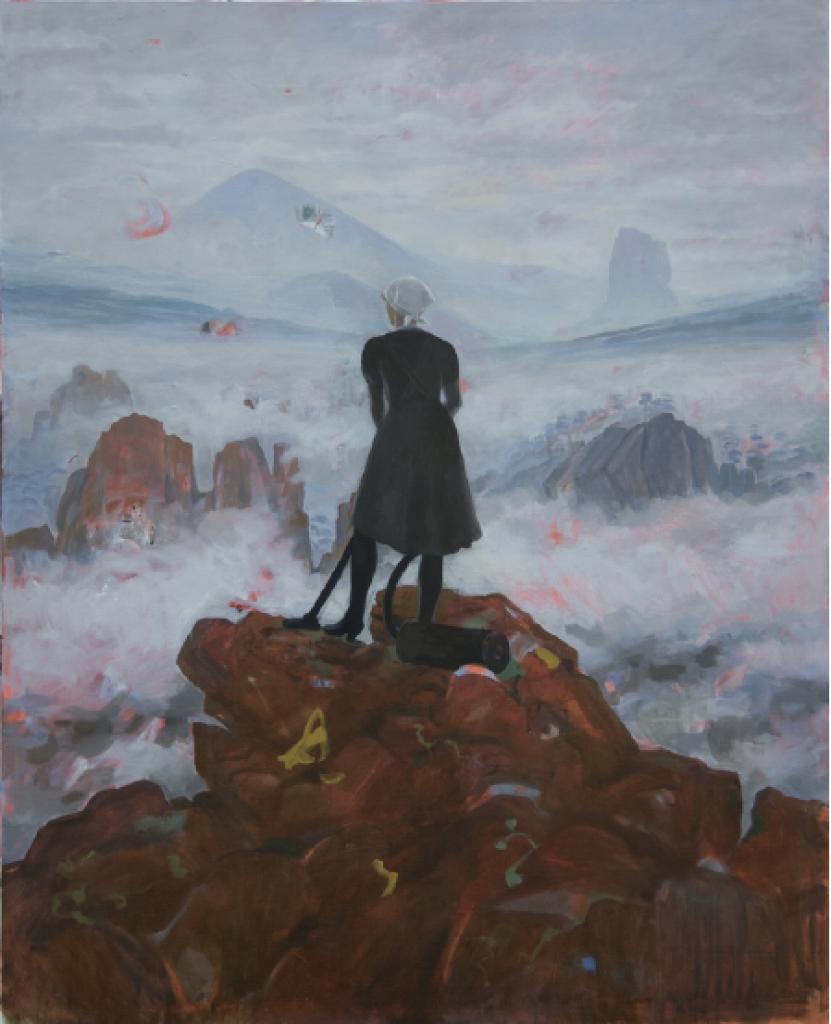 Vandrerskan by Gittan Jönsson